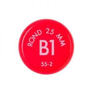 b01-25mm-standaard